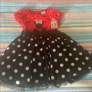 Minni Mouse Dress.